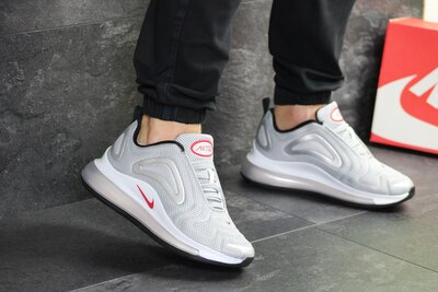 Кроссовки мужские Nike Air Max 720 light gray