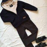 Скины черного цвета, фирма Некст возраст 5-6 лет на рост 116-122