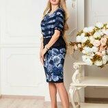 Платье 48,50,52,54 размеры 2 цвета