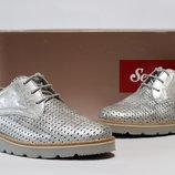 Туфли Semler Германия, оригинал. Натуральная кожа. 35-42
