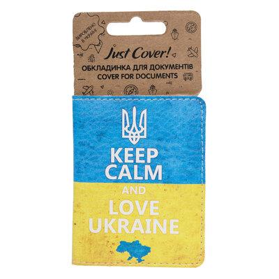 Обложка на ID паспорт или права Украина