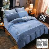 Комплект постельного белья ALICEMONA сатин 200 х 220