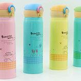 Бутылка для воды термос Beautiful World 7177 объем 500мл 4 цвета