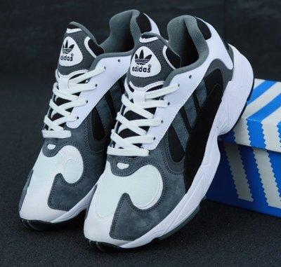 Мужские кроссовки Adidas Yung 1 Grey
