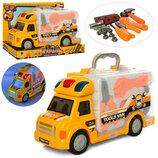 Машинка 661-174 Инструменты. Набір інструментів для хлопчика