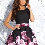 Новиночки Классное платье, размеры 42- 46