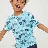 Новая футболка H&M р. 1,5-2, 2-4, 4-6, 6-8, 8-10 лет