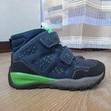 Кроссовки ботинки детские 29 р GEOX Джеокс фирменные весна осень теплая зима