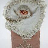 кружевной конверт-одеяло Версаль