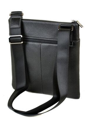 9ac6888a4496 Мужская кожаная сумка BRETTON BE 3504-6 black: 1065 грн - мужские ...