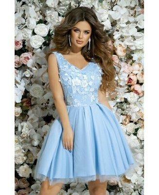 9c4d372f5d6 Шик платье гипюр с апликацией