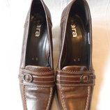 Жен.кожаные туфли Ara р.4 G Португалия