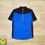 Мужская спортивная вело футболка Crane р. xl 56. Состояние новой