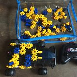 Машинка - конструктор на пульте управления Learning Resources - Gears