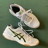 Фирменные кроссовки Asics стелька 24 см