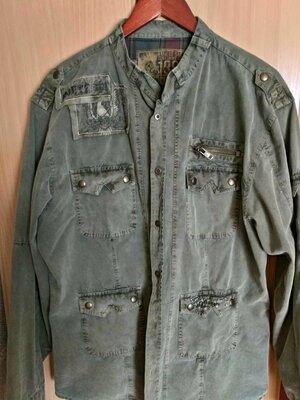 Рубашка джинсовая фирменная