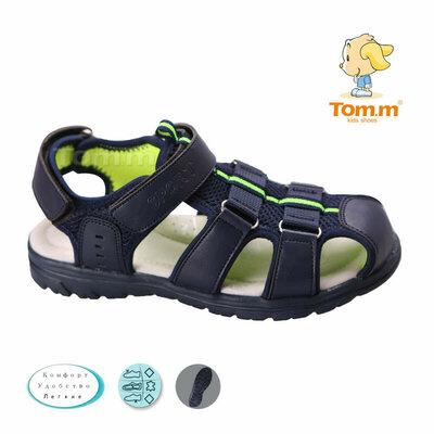 Низкая цена- супер качество Стильные босоножки для мальчика Том.м