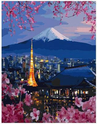 Картина По Номерам. BRUSHME ПУТЕШЕСТВИЕ По Японии GX26047