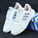 Мужские кроссовки Adidas Commonwealth White