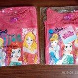 Детская футболка для девочки Принцессы Дисней