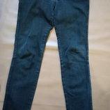 Базовые черные джинсы скинни H&M