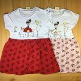 Платье-Сарафан для девочки рр.80-110 Beebaby Бибеби