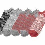 Набор коротких летних носков носки 5 пар Esmara Германия Европа оригинал