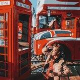 Картина по номерам. Brushme Лондон Time GX27964