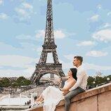 Картина по номерам. Brushme Куровский и Литвин в Париже GX25455