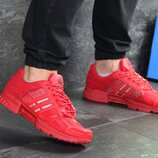 Adidas Clima Cool кроссовки мужские демисезонные красные 7793