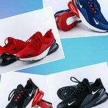 Кроссовки мужские Nike air Max 270 grey / black