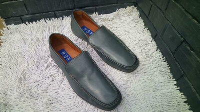 Мужские мокасины туфли бренд м&d Англия Супер Цена