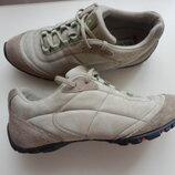 кожаные кроссовки Ecco 38р
