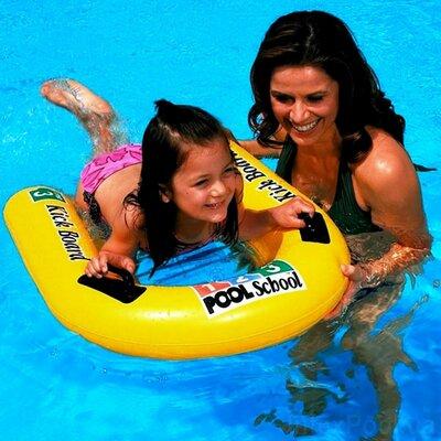 Надувной плотик доска Intex 58167 Swim Trainers 79 x 76 см