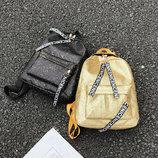 Оригинальный вместительный рюкзак в блестках В Наличии