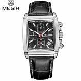 Мужские Часы Megir Matrix 2028 Супер цена Гарантия / Чоловічий наручний годинник