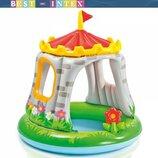 Детский надувной бассейн Королевский Замок Intex 57122