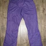 Лыжные штаны 48-50 Размер 42 / 14 / XL женские зимние теплые Crivit Германия