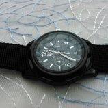 Годинник чоловічий Swiss Army часы мужские тканинний ремінець