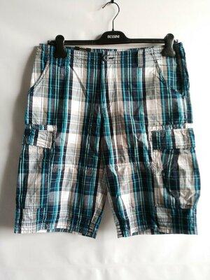 Распродажа Бриджи шорты хлопковые Dressmann Норвегия Европа оригинал