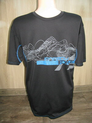 Мужская спортивная футболка L Rolf sport
