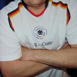 Спортивная фирменная футболка зб Германии DFB.хл-2хл