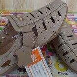 Распродажа Стильные школьные туфли на мальчика натуральная Кожа 32,33,34 р.