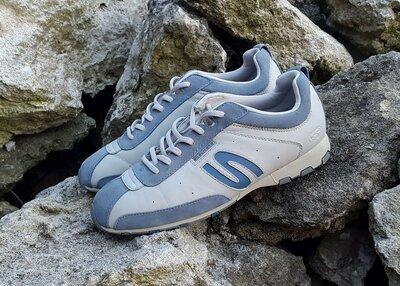 Кожаные кроссовки Skechers 40 р. Оригинал