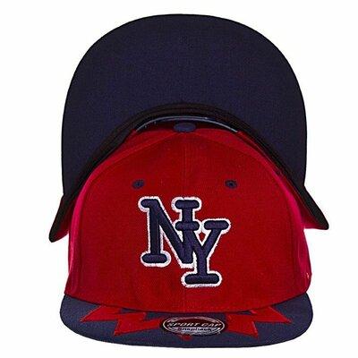 Бейсболка SnapBack унисекс 56-58 оригинал-стиль Рэп