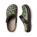 Crocs Crocband Graphic Clogs, 100% оригинал