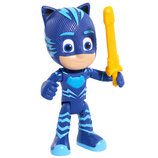 PJ Masks Герои в масках Говорящая фигурка Кэтбой Talking Catboy Figure