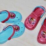 Детские кроксы на мальчика тм дисней Disney 23р по 34р ельза