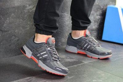 Кроссовки мужские сетка Adidas ClimaCool gray