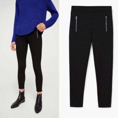 5783ff8138945 джеггинсы леггинсы джинсы штаны женские хс,с Mango: 410 грн ...